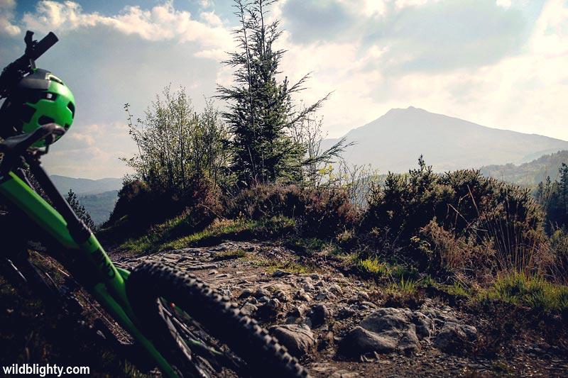 The Gwydir Mawr MTB Trail